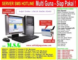 sms gateway murah