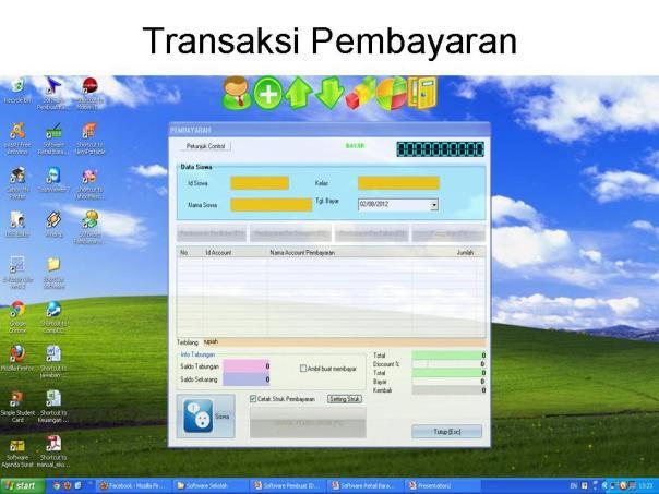 SoftwarePembayaran SPP Software| Pembayaran Sekolah