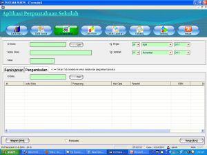 Software Perpustakaan Sekolah | Program Perpustakaan Murah | 081226062343